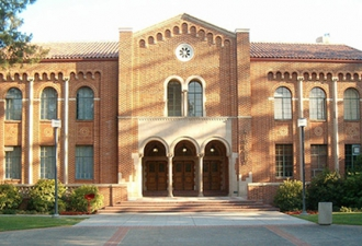 Fresno City College Historical Administration Building